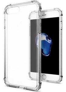 Spigen Crystal Shell iPhone 7 Plus hoes Clear