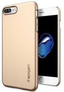 Spigen Thin Fit iPhone 7 Plus hoes Gold