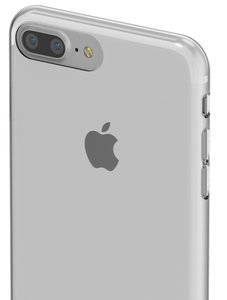 SwitchEasy Nude iPhone 7 Plus hoes Clear