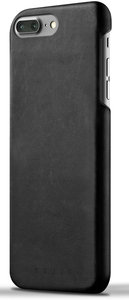 Mujjo Leather case iPhone 7 Plus hoes Black