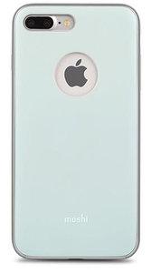 Moshi iGlaze iPhone 7 Plus hoes Blue