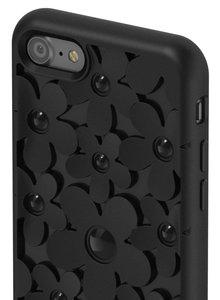 SwitchEasy Fleur iPhone 7 hoesje Black