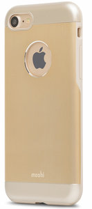 Moshi Armour iPhone 7 hoesje Gold