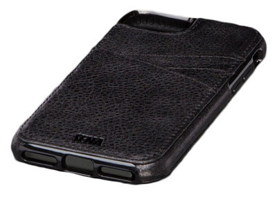 Sena Lugano Wallet iPhone 7 hoesje Black