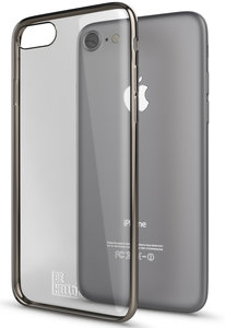 Be Hello Chrome Gel iPhone 7 hoesje Gold