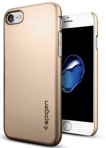 Spigen Thin Fit iPhone 7 hoesje Gold