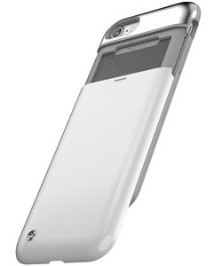 STILMIND Mystic Pebble iPhone 7 hoesje White