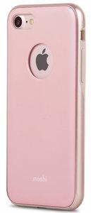 Moshi iGlaze iPhone 7 hoesje Pink