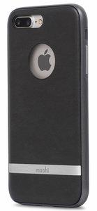 Moshi iGlaze Napa iPhone 7 Plus hoes Black