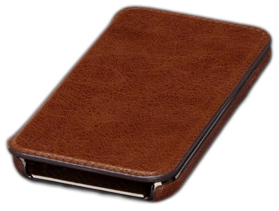 Sena Thin Wallet iPhone 7 hoesje Brown