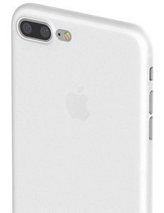 SwitchEasy Slim iPhone 7 Plus hoes Clear