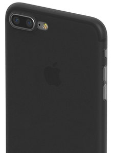 SwitchEasy Slim iPhone 7 Plus hoes Black