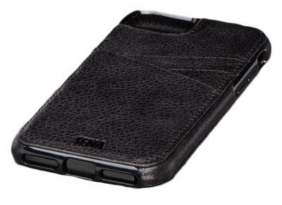 Sena Lugano Wallet iPhone 7 Plus hoes Black