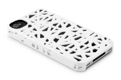 Incase Bird's Nest Snap Case iPhone 4/4S White
