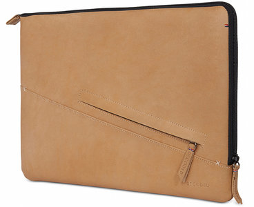 Decoded Leather Slim Pro 13 inch 2016 sleeve Sahara