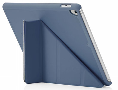 Pipetto Origami iPad 9,7 inch 2017 hoesje Navy
