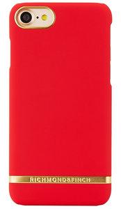 Richmond Finch Satin iPhone 7 hoesje Red