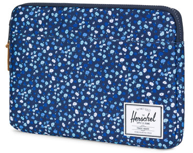 Herschel Supply Anchor 13 inch sleeve Peacoat Floral