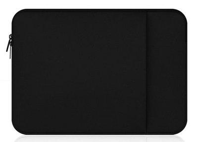TechProtection Neoprene 13 inch sleeve Zwart