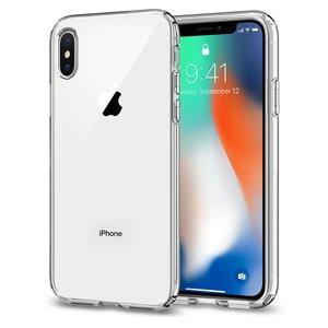 Spigen Liquid Crystal iPhone X hoesje Doorzichtig