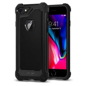 Spigen Rugged Armor Extra iPhone 7/8 hoesje Zwart
