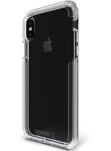 BodyGuardz Ace Pro iPhone X hoesje Doorzichtig