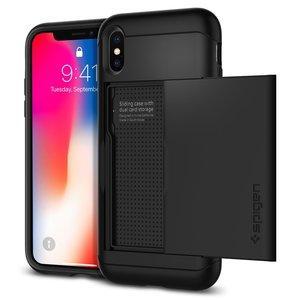 c4ec4fe2f15 iPhone X bookcase of wallet case kopen? - Appelhoes