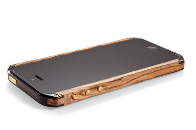 Element Ronin 5 Bocote Wood case iPhone 5 Black