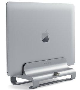 Satechi Aluminium Vertical laptop standaard Zilver