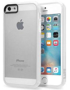 LAUT Re-Cover iPhone SE/5S hoesje Wit