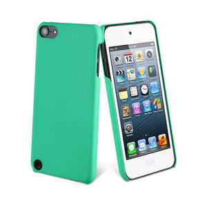 Muvit Rubberized case iPod touch 5G Green
