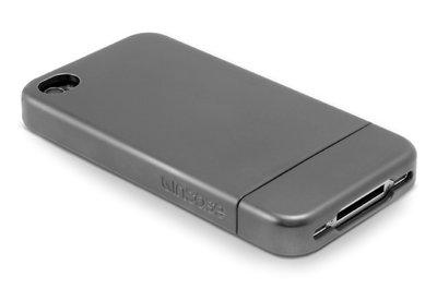 Incase iPhone 4/4S Metallic Slider Steel