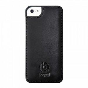 Bugatti ClipOnCover leather iPhone 5/5S Black