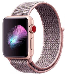 TechProtection Nylon Watch bandje 42 mm Roze
