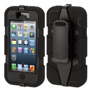 Griffin Survivor Extreme Duty case iPhone 5/5S Black