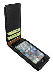 Piel Frama Magnetic iPhone 4/4S Croco Black