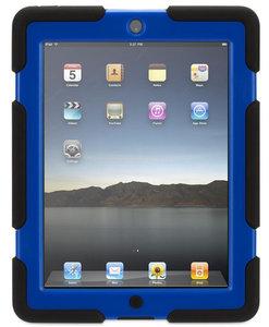Griffin Survivor Extreme Duty case iPad 2/3/4 Blue