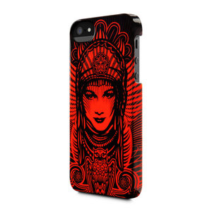 Incase Snap case iPhone 5/5S Shepard Fairey Red