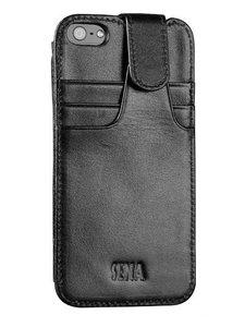 Sena Wallet Slim case iPhone 5/5S Black