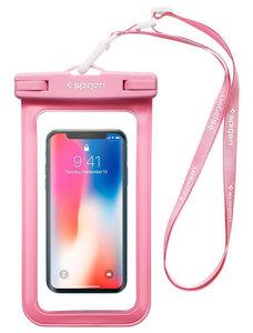 Spigen Universeel waterdicht hoesje Roze