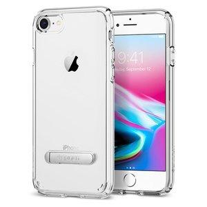 Spigen Ultra Hybrid S iPhone 8 hoesje Doorzichtig