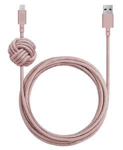 Native Union Night Lightning kabel Rose