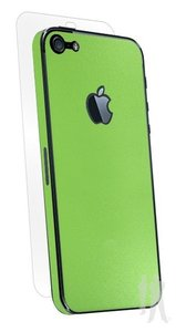 BodyGuardz iPhone 5 Armor Lime