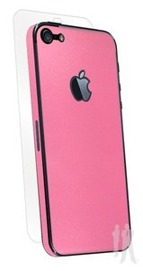 BodyGuardz iPhone 5 Armor Pink