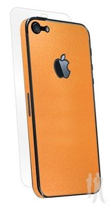 BodyGuardz iPhone 5 Armor Orange