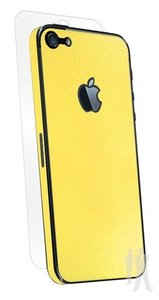 BodyGuardz iPhone 5 Armor Yellow
