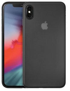 LAUT SlimSkin iPhone Xs Max hoesje Zwart