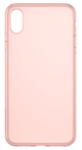 Incase Protective Clear iPhone Xs Max hoesje Rose