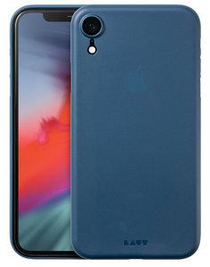 LAUT SlimSkin iPhone XR hoesje Blauw