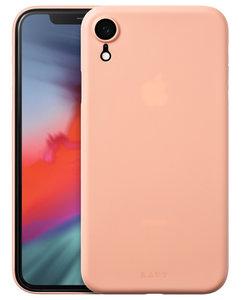 LAUT SlimSkin iPhone XR hoesje Roze